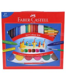 Faber Castell Art Color Kit