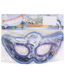 B Vishal Aquatic Birthday Theme Eye Mask Pack Of 10 - Blue