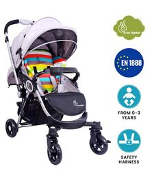 R for Rabbit Chocolate Ride The Designer Pram Rainbow