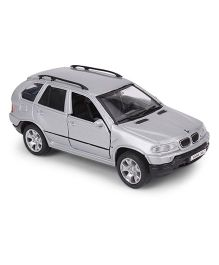 Welly BMW X5 Car Toy - Grey