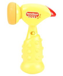 Musical Hammer Toy - Yellow