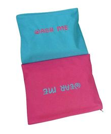 Wash Me Wear Me Organizers - Pink & Blue