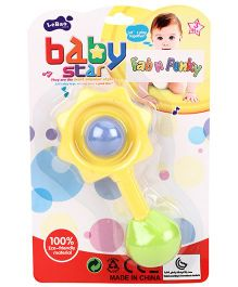 Baby Rattle Star Shape (Color May Vary)