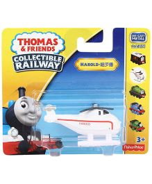 Thomas & Friends Harold Helicopter Collectible Model - White