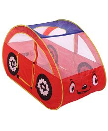 Car Shape Play Tent - Red