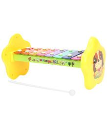 Xylophone Musical Toy - Yellow