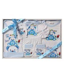 Baby Gift Set - Little Bear  Print