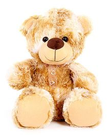 Funzoo Lolly Teddy Bear Soft Toy Brown - Height 16 Inches