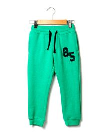 Beebay 85 Embroidered Jogger - Green