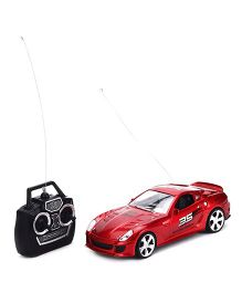 Remote Controlled Car - Dark Red