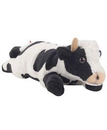 Hamleys Lying Cow - 8 Inches