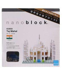 Hamleys Nanoblock Taj Mahal - 150 Pieces