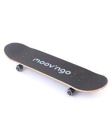 Moov N Go Skateboard - Black