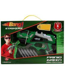 Mitashi Bang Strikers Prinio - Green