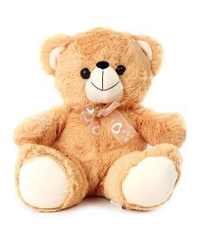 Funzoo Chip Teddy Bear Soft Toy Brown - Height 10 Inches