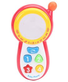 Musical Toy Phone - Red