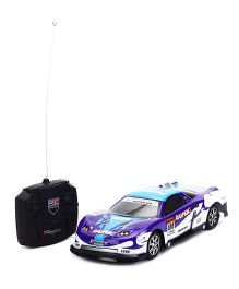 Remote Controlled Car - Blue