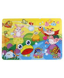 Jigsaw Animal Puzzle - 63 Pieces