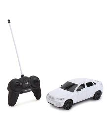 Remote Controlled Car - White