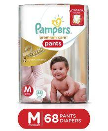 Pampers Premium Care Pants Medium - 68 Pieces