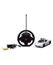Remote Control Car - White