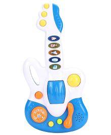 Baby Musical Guitar - Blue