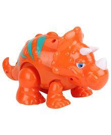 Musical Dinosaur Toy - Orange