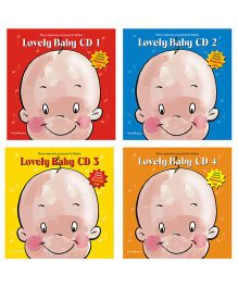 Lovely Baby CD - 1 to 4