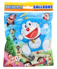 Doraemon Party Balloons - Multi Color