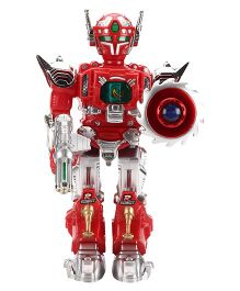 Electronic Robot Red - Length 42 cm