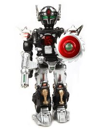 Electronic Robot Black - Length 42 cm
