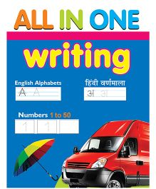 All In One Writing - English Hindi