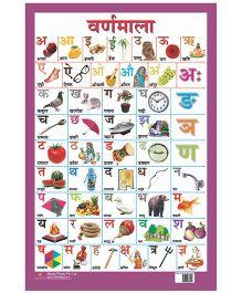 Charts Hindi Varanmala - Hindi
