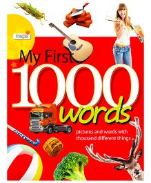 My First 1000 Words - English