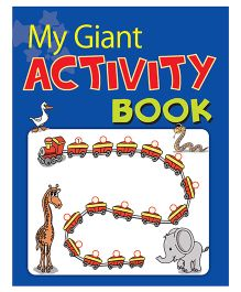 My Giant Activity Book - English