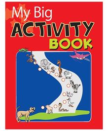 My Big Activity Book - English