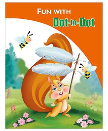 Activity Book Dot to Dot - English