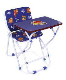 Mothertouch Wonder Table  - Blue Purple