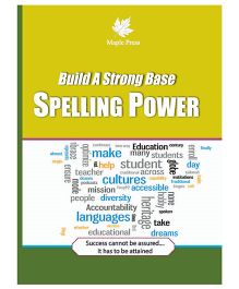 Build A Strong Base Spelling Power - English