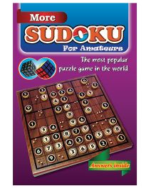 More SuDoku For Amateurs - English