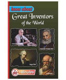 Know About Great Inventors Of The World - English