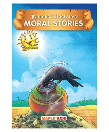 Famous Illustrated Moral Stories - English