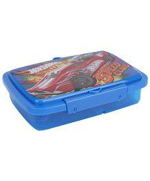 Hotwheels Speed Club Lunch Box - Blue