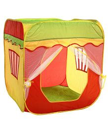 House Shape Play Tent - Red