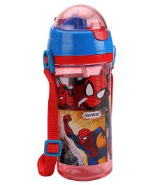 Spider Man Sipper Bottle Red Blue - 600 ml