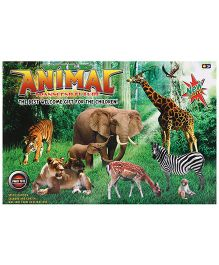 Wild Animals Set - 7 Pieces