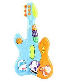Baby Musical Guitar - Blue Orange