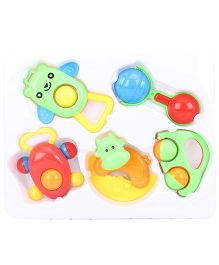 Baby Rattle Set Of 5