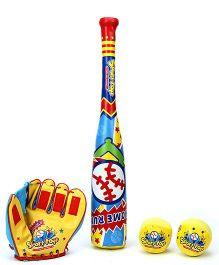 Baseball Kit - Multi Color
