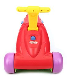 Funskool Playskool Explore & Grow Ride2Roll Scooter - Red